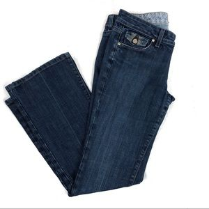 Paige Fairfax flap pocket bootcut jeans - 29